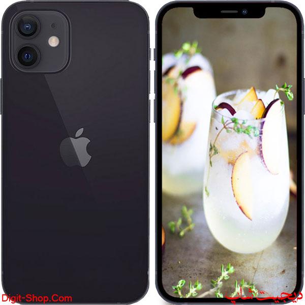 مشخصات قیمت گوشی اپل آیفون 12 , Apple iPhone 12 | دیجیت شاپ