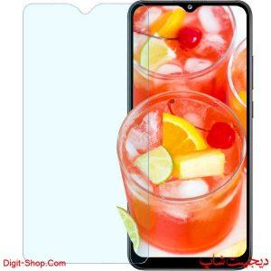 قیمت محافظ صفحه نمایش گلس سامسونگ A12 گلکسی ای 12 , Samsung Galaxy A12 | دیجیت شاپ