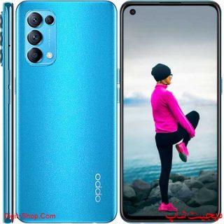 مشخصات قیمت گوشی اوپو رنو 5 5 جی , Oppo Reno 5 5G   دیجیت شاپ