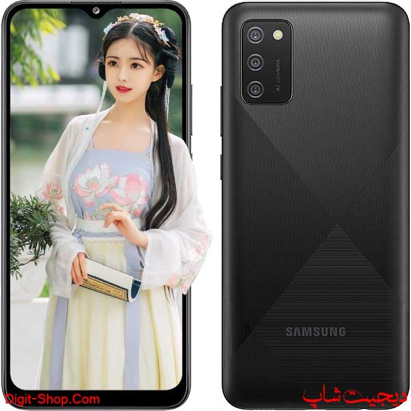 سامسونگ A02s گلکسی ای 02 اس , Samsung Galaxy A02s