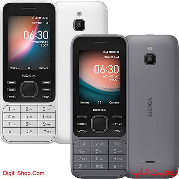 نوکیا 6300 4 جی , Nokia 6300 4G