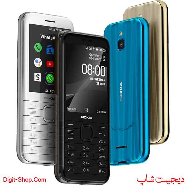 نوکیا 8000 4 جی , Nokia 8000 4G