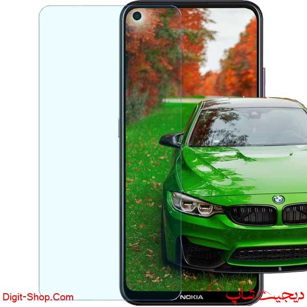 قیمت محافظ صفحه نمایش گلس نوکیا 5.4 , Nokia 5.4