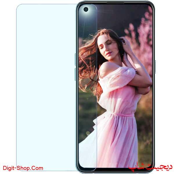 قیمت محافظ صفحه نمایش گلس اوپو 5K رنو 5 کی , Oppo Reno 5K