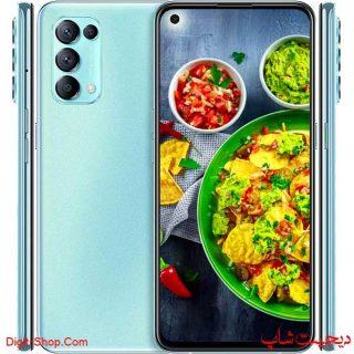 مشخصات قیمت گوشی اوپو 5K رنو 5 کی , Oppo Reno 5K | دیجیت شاپ