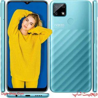 مشخصات قیمت گوشی ریلمی 30A نارزو 30 ای , Realme Narzo 30A | دیجیت شاپ