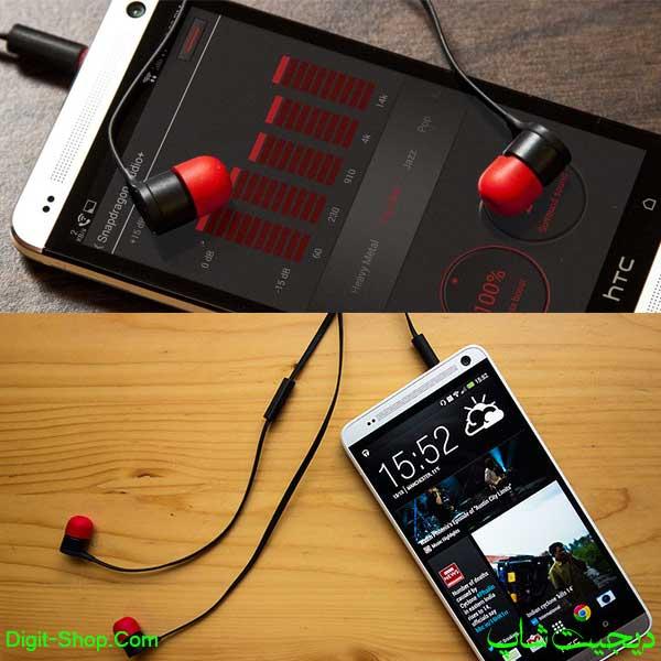هدفون اچ تی سی وان ام 8 , HTC One M8 Headphone