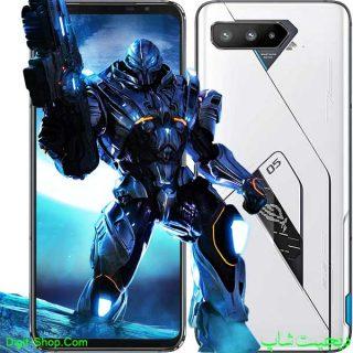 مشخصات قیمت گوشی ایسوس راگ فون 5 پرو آلتیمیت , Asus ROG Phone 5 Pro Ultimate | دیجیت شاپ