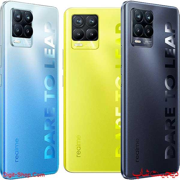ریلمی 8 پرو , Realme 8 Pro