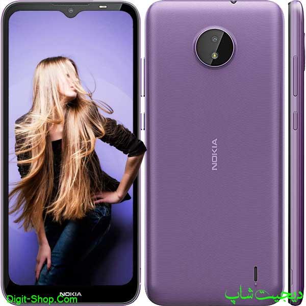 مشخصات قیمت گوشی نوکیا C10 سی 10 , Nokia C10   دیجیت شاپ