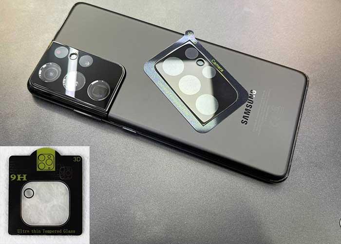 محافظ صفحه نمایش گلس لنز شیشه ای